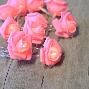 Guirlande Lumineuse Roses
