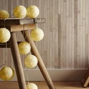 Guirlande lumineuse 10 boules