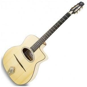 Carvalho Jmd200wln Gypsy Guitar