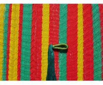 Hamac du Mexique multicolor
