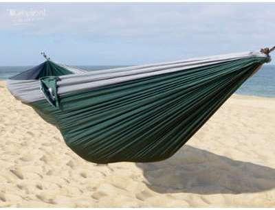 Hamac Voyage XL gris vert