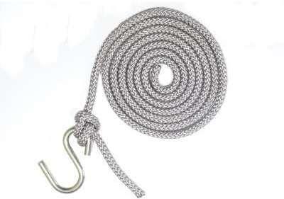 Corde et crochet pour hamac