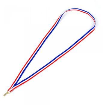 Ruban tricolore Eco 10 mm