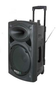 Sono portable 2 micros Ibiza