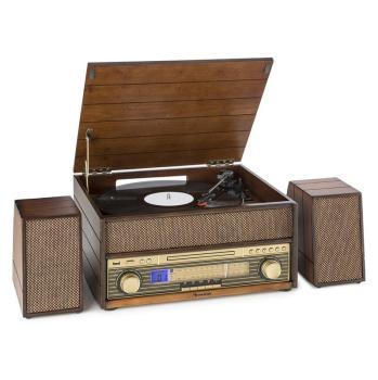 Epoque 1909 Système audio