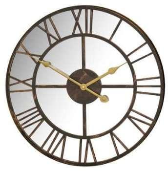 Horloge Miroir de Jardin en