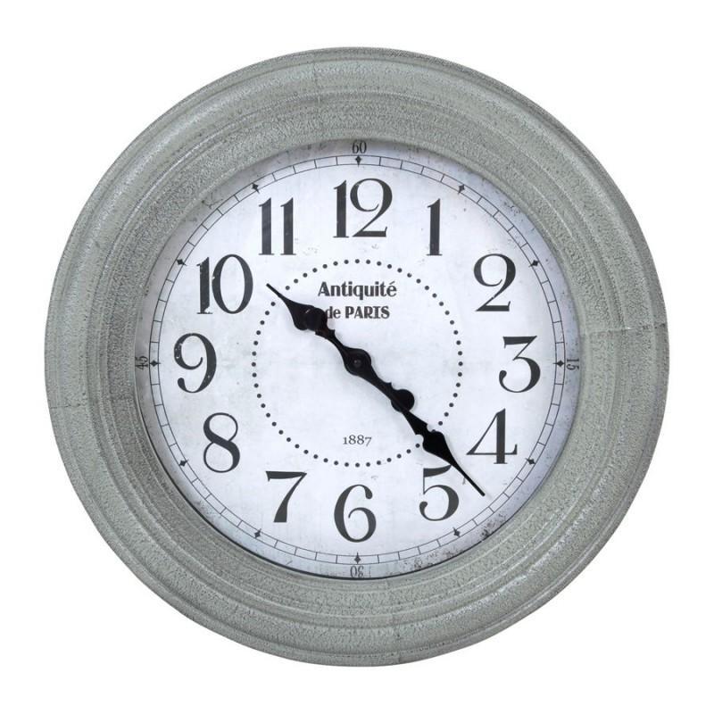 Catgorie horloges pendule et comtoise page 16 du guide et comparateur d 39 achat for Horloge grise