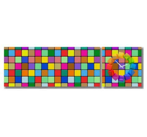 Catgorie horloges pendule et comtoise page 9 du guide et for Tableau design colore
