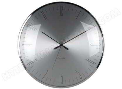 Karlsson c horloge murale tube pendulum for Horloge murale verre
