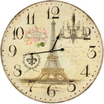 HORLOGE ANCIENNE MURALE PARIS
