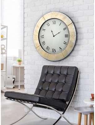 Horloge murale ronde Aurore