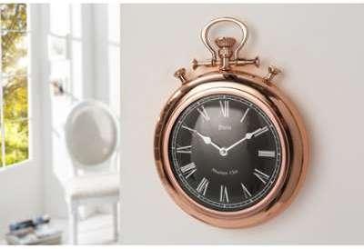 Catgorie horloges pendule et comtoise page 3 du guide et for Horloge murale style industriel