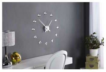 Horloge design diamant