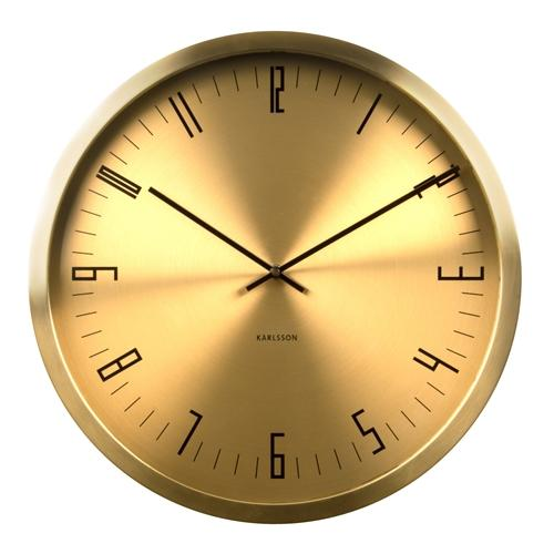 karlsson c horloge murale tube pendulum. Black Bedroom Furniture Sets. Home Design Ideas