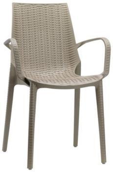 Scab chaises avec accoudoirs