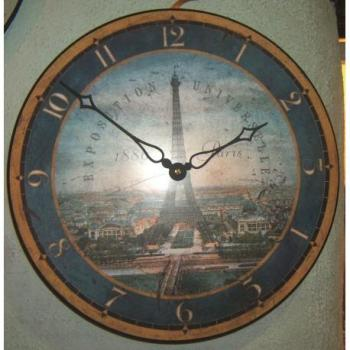 Pendule murale 36cm Exposition