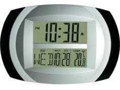 Horloge digitale grands chiffres