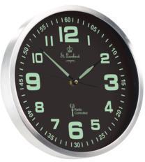 Horloge murale-radio pilotée
