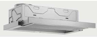 Hotte tiroir escamotable 59