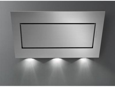 hotte murale 90 cm falmec quasarv 1431. Black Bedroom Furniture Sets. Home Design Ideas