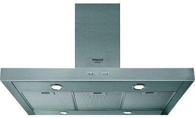 Hotpoint HIBS9 7FLBX - Hotte