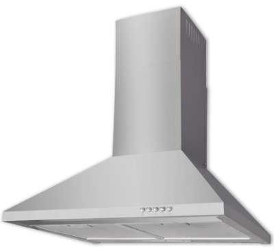 Vidaxl table de cuisson vitrocramique 4 foyers 7200 watt - Hotte aspirante silencieuse et puissante ...