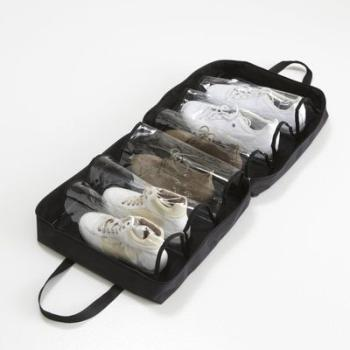 Sac range chaussures 6 poches
