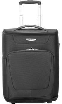 samsonite valise souple x pression 66 cm noir. Black Bedroom Furniture Sets. Home Design Ideas