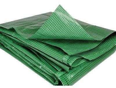 Bâche armée modulable verte
