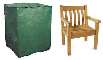 Housse pour fauteuil de jardin