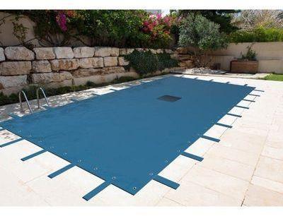 Bâche de protection piscine