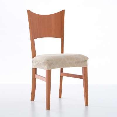 Housse chaise motif jacquard