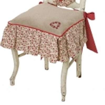 Housse chaise bi-extensible