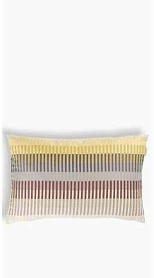 Housse de coussin colorée