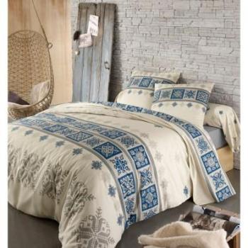 Parure linge de lit Tradilinge
