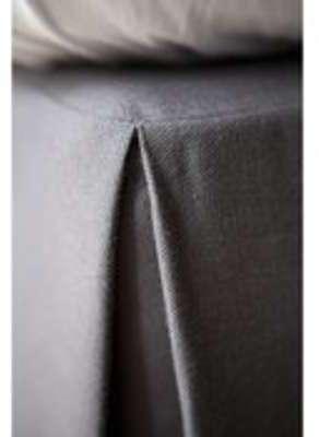 Cache-sommier 100 coton 220gr