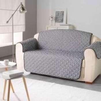 Housse de fauteuil Kiria Noir