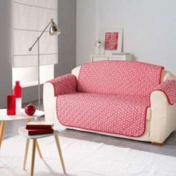Housse de fauteuil Kiria Rouge