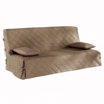 Catgorie housses fauteuils du guide et comparateur d 39 achat - Housse clic clac taupe ...