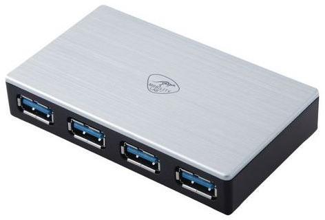 High Speed Hub 4 ports Usb