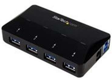 HUB USB 3 0 A 4 PORTS PLUS