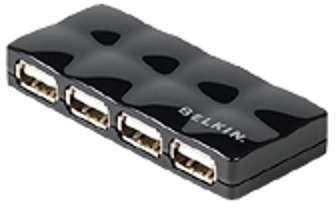 Hi-Speed USB 2 0 4-Port Mobile
