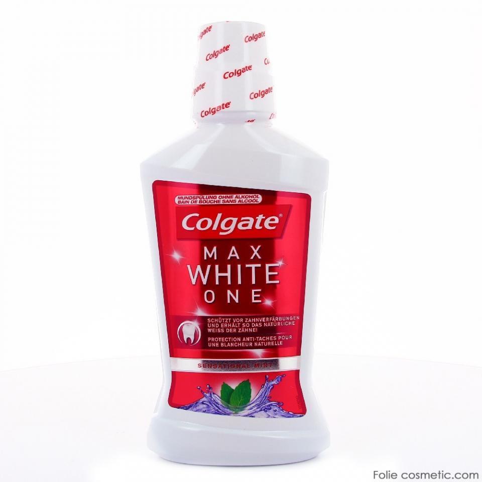 Colgate - Max White One - Bain de bouche - 500ml 5656d2ceeb2