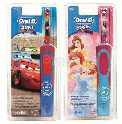 oral b brosse dents electrique enfants stages power d12513k. Black Bedroom Furniture Sets. Home Design Ideas