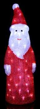 Figurine décorative LED Crystal