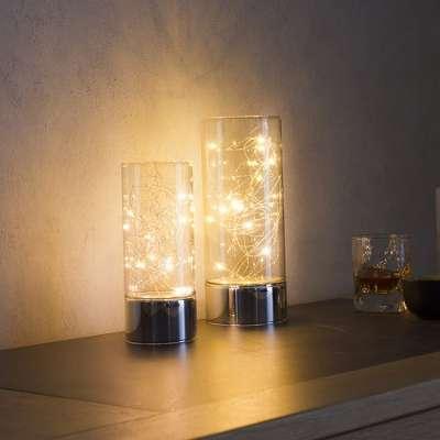 Déco Vase lumineux VITROLED