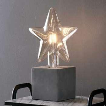 Lampe décorative en étoile