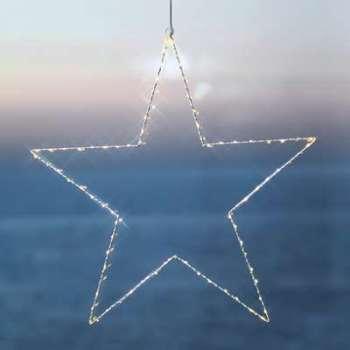 Belle étoile décorative LED