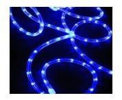 Cordon lumineux à LED bleu
