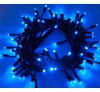 Guirlande 200 LED bleu
